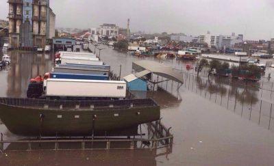 Afectadas por el temporal las empresas pesqueras solicitan ayuda