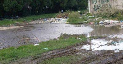 Vecinos del Barrio Las Heras denuncian inacción municipal ante los problemas de la zona