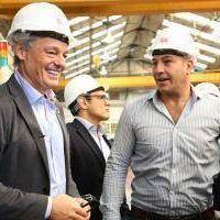 Molina y Cabrera celebraron el Día de la Producción en Quilmes