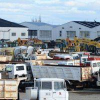 Destinarán a Río Negro 28 máquinas viales secuestradas a empresas de Lázaro Báez