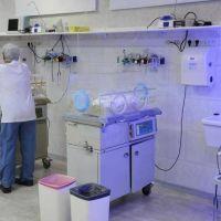 El jefe de neonatología afirmó que casi el total de la aparatología del servicio tiene gran desgaste