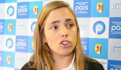 La diputada Soria está a favor de derogar la Ecotasa
