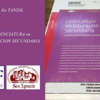 En Tandil, la Universidad de Tres de Febrero implementa nueva carrera: Licenciatura en Educación Secundaria