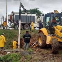 Detallado informe del accionar municipal ante cuadros de emergencia hídrica