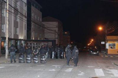 """""""Repudiamos el uso de la fuerza para acallar legítimas protestas"""""""