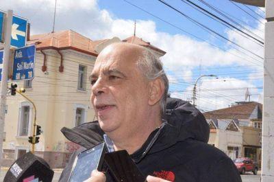 """Giubetich: """"a Nación se le planteará la crisis financiera de las comunas"""""""
