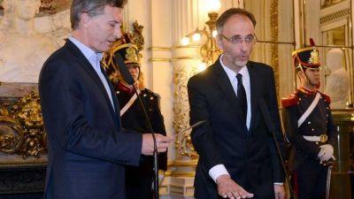 Cambio en un área clave del Gobierno: se va Carlos Balbín, el procurador del Tesoro