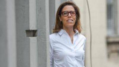Laura Alonso criticó a Lousteau por dejar la embajada en EE.UU
