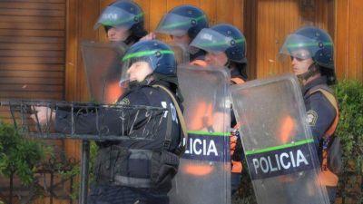 La policía suma recursos y capacitación en Bahía Blanca