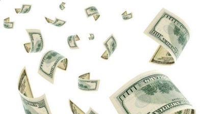 En el primer trimestre se compraron 44% más dólares que en igual período de 2016