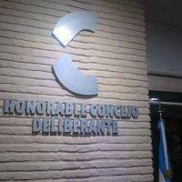 El Concejo Deliberante de Trenque Lauquen se manifestó de acuerdo con las acciones de Fernández en el tema hídrico
