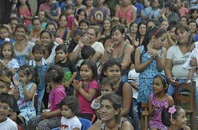 """AMIA: Avances del programa """"Aprendiendo en casa – HIPPY"""" en el interior del país"""