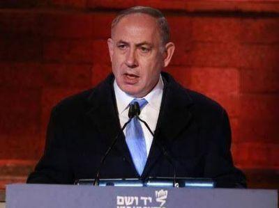 """Netanyahu: """"El mundo aún es indiferente al odio contra los judíos"""""""