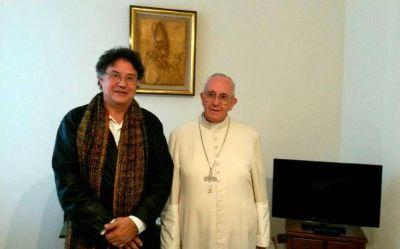 El Papa observa a los ricos