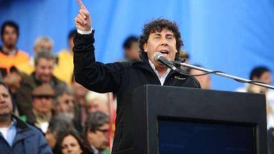 La CTA de Pablo Micheli salió a apoyar la protesta en Santa Cruz y repudió la represión en Río Gallegos