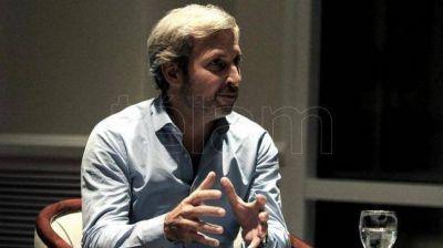 Frigerio: habrá colaboración con Santa Cruz si hay