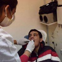 Operativo de salud en el Barrio Central Argentino