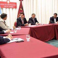 Diálogo político: avanza el consenso para que la institucionalidad de la provincia se tonifique