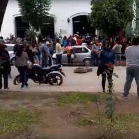 Tras la protesta, la Provincia pide paciencia a los afectados