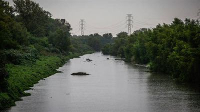 Convocan a licitación para obras en el río Reconquista