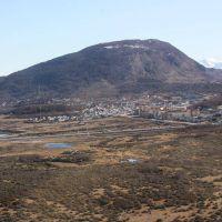 La DPOSS construirá un nuevo troncal costanero hacia el Monte Susana