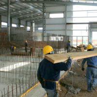 El Municipio volvió a desembolsar fondos para la continuidad de la obra de la nueva Planta Potabilizadora