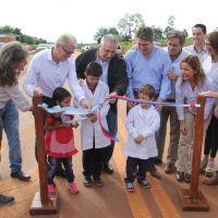 """Passalacqua ratificó """"la cercanía con la gente"""" como rasgo de su política de Gobierno"""
