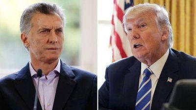 Mauricio Macri viajará a los Estados Unidos para reunirse con Donald Trump