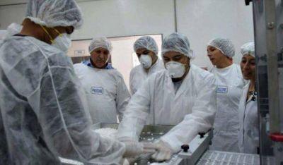 Se prepara la primera entrega de medicamentos para Nación