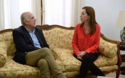 Passaglia selló su entrada al gabinete de Vidal