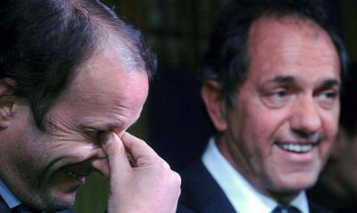 Insaurralde coquetea otra vez con Scioli mientras Randazzo estira definiciones