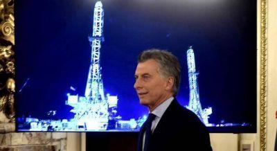 Macri buscará seducir a fondos de inversión para que apuesten por Vaca Muerta