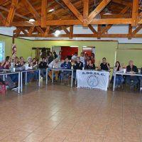 Congreso de ADOSAC resolvió un nuevo paro por 120 horas