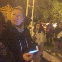 Caceroleros escrachan a Cristina Fernández en su casa de El Calafate