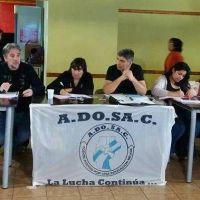 Adosac continúa paro por 5 días más