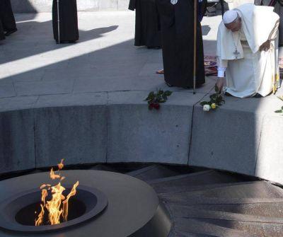 """""""El Papa en Armenia nos hizo salir del caparazón del dolor"""""""