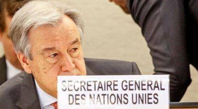 El secretario general de la ONU declara su compromiso contra el antisemitismo en el Congreso Mundial Judío