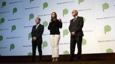 Vidal designó al titular del flamante organismo anticorrupción bonaerense