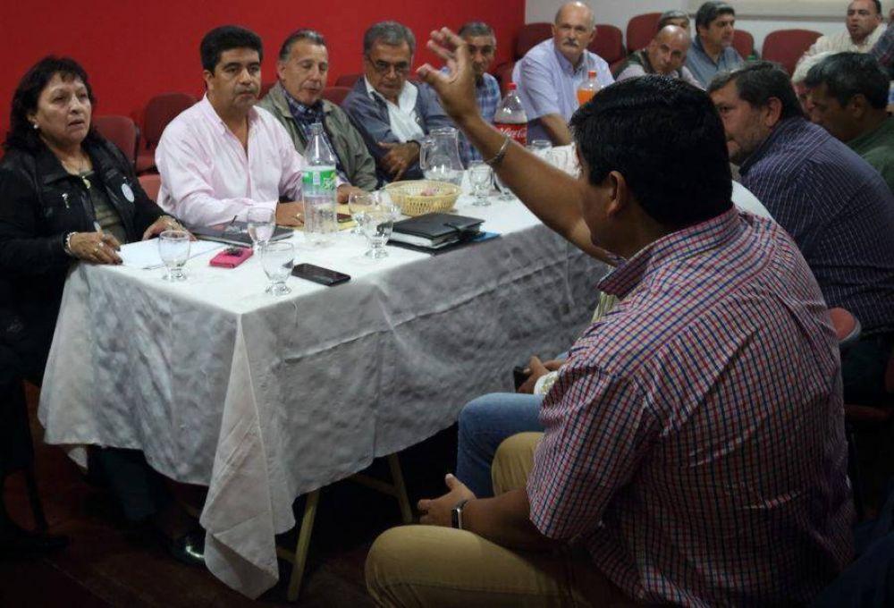 CGT Tucumán: ATSA,  SMATA y FOTIA se sumaron al proceso de normalización regional