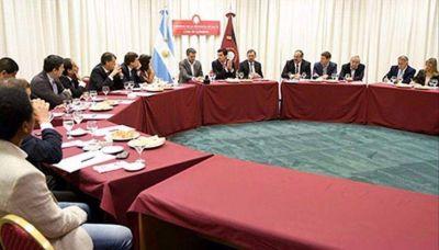 El diálogo político sentó el compromiso de trabajar por una mejor institucionalidad