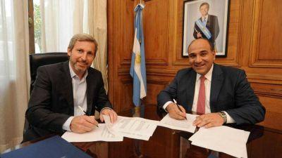 Tucumán se sumó al Programa Federal de Desendeudamiento