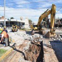 Avanza el Plan de Obras Hidráulicas en San Andrés
