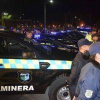 Más inversión en seguridad: entregaron 21 móviles policiales en Villa Mercedes