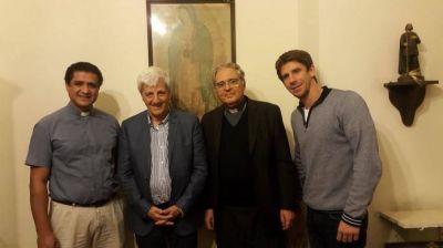 El Obispado firmó un acuerdo con la Municipalidad de San Fernando