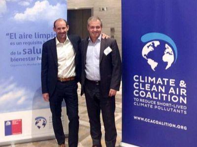 Marcelo Artime en encuentro latinoamericano sobre Residuos Sólidos