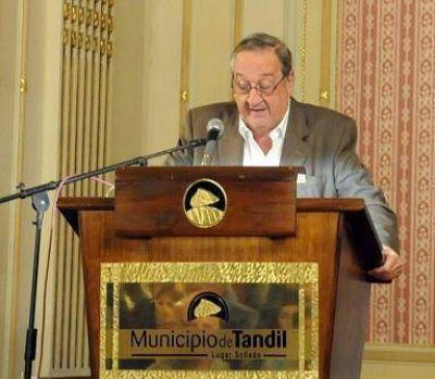 """Lunghi: """"El Parque Industrial de Tandil creció con más de 20 nuevas empresas y 8 en proceso de radicación"""""""