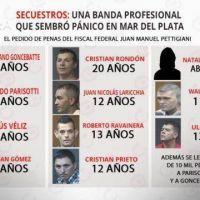 Secuestro de Materia: piden 35 años para el líder de la banda