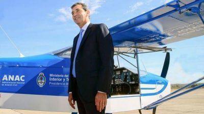 Florencio Randazzo dio un nuevo paso hacia una posible candidatura