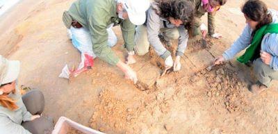 Hallaron elementos arqueológicos de más de 1.000 años de antigüedad