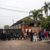 Villa Hollywood: desalojaron el predio y será un obrador del viaducto del tren San Martín